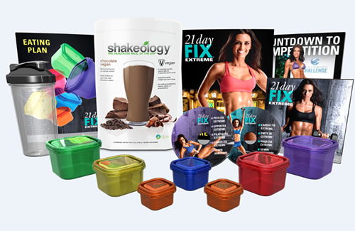 21 Day Fix Extreme<br>Challenge Pack