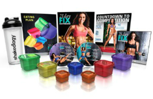 21 Day Fix Extreme<br>Base Package