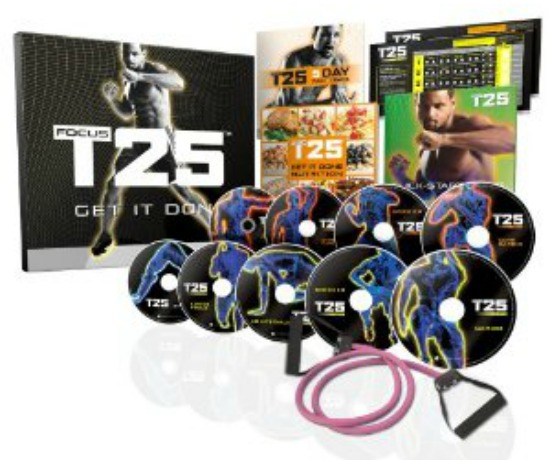 Focus T25<br>Base Package