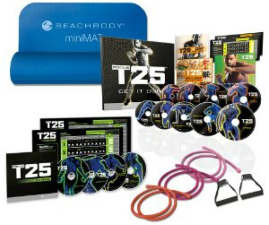 Focus T25<br>Deluxe Package