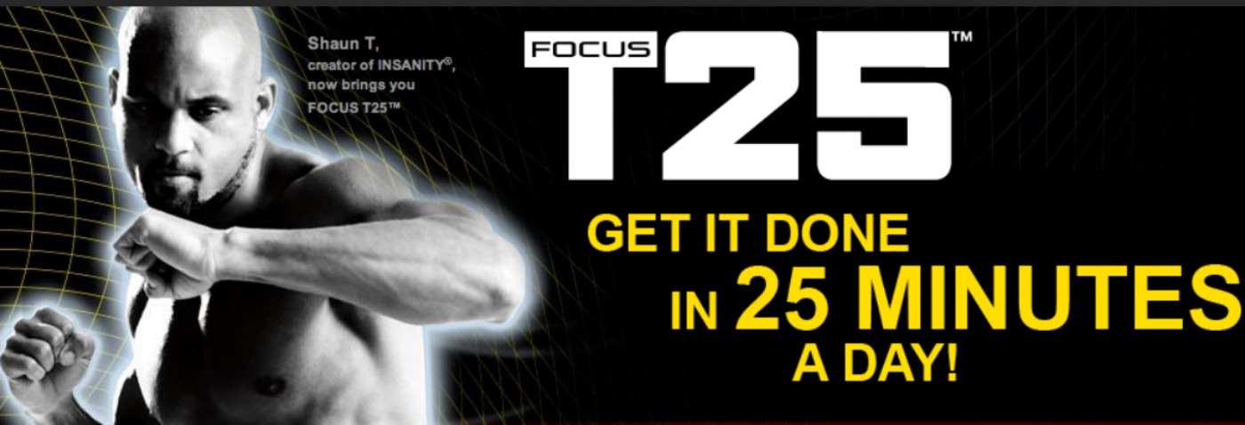 Buy Focus T25 Fitness Program | FoxboroFitClub.net