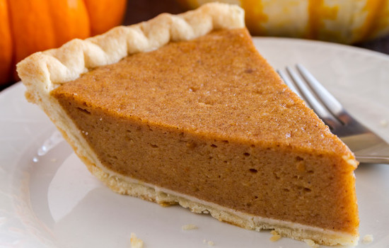 Pumpkin Pie Recipe Just in Time for Thanksgiving!