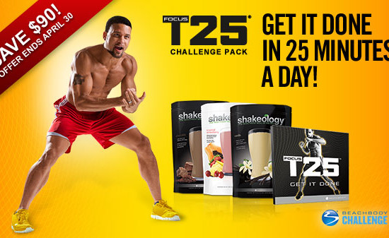 T25 Summer Slim Down. It's not to late to be fit for SUMMER!